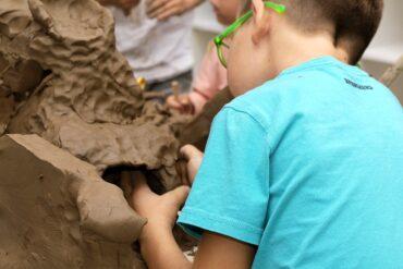 Φυσικός πηλός   Η χρήση του σύμφωνα με τις αρχές της Montessori